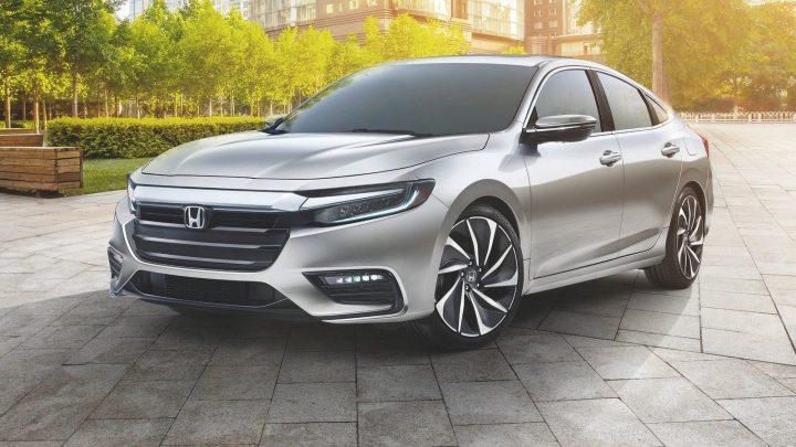 Honda Insight 2018 Concept – Système hybride à deux moteurs électriques