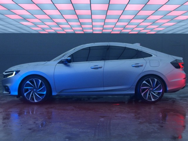 Honda Insight Concept 2018