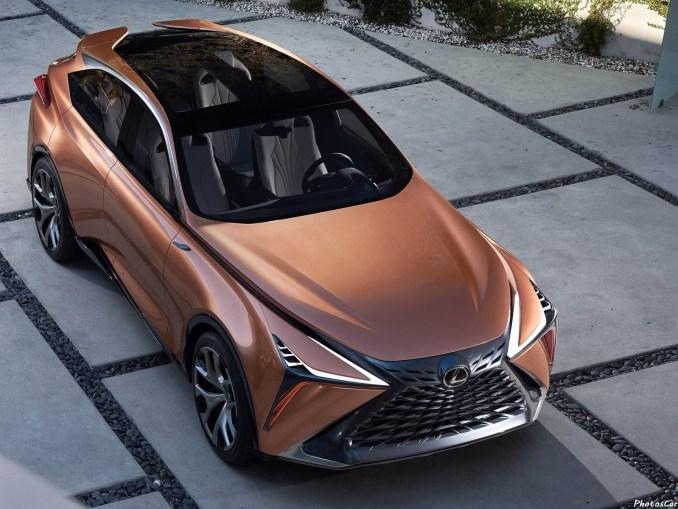 Lexus LF-1 Limitless Concept 2018 - 02