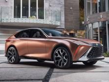Lexus LF-1 Limitless Concept 2018 - 04