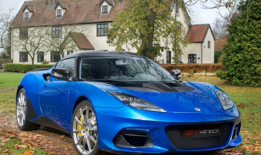 Lotus Evora GT410 Sport 2018: Série GT aérodynamiquement optimisé