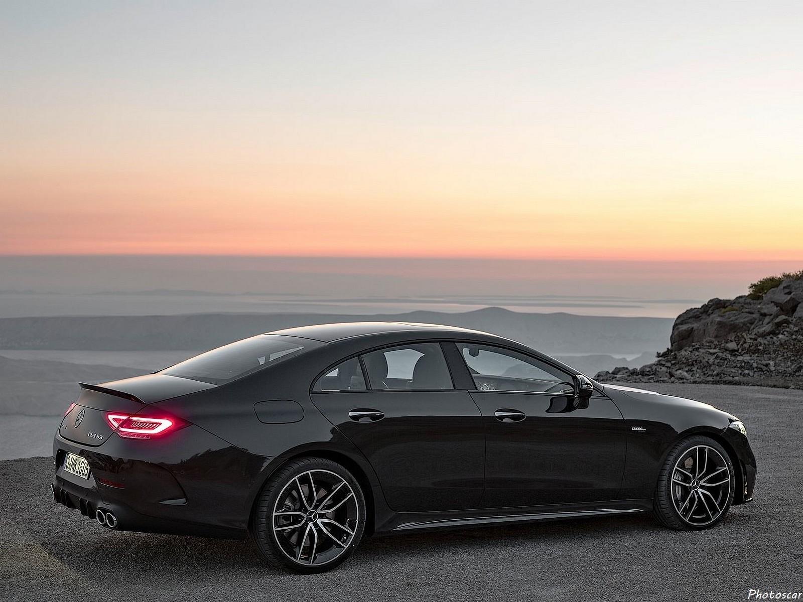 Mercedes AMG CLS 53 2019