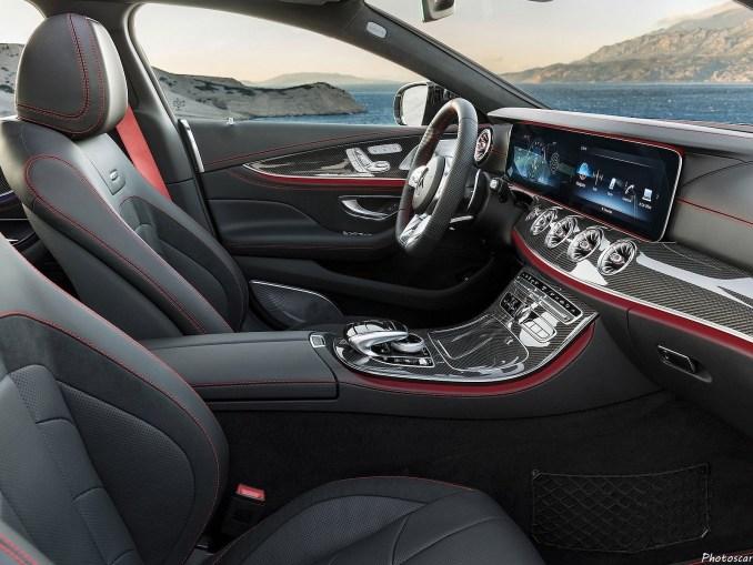 Mercedes AMG CLS 53 2019 - 08