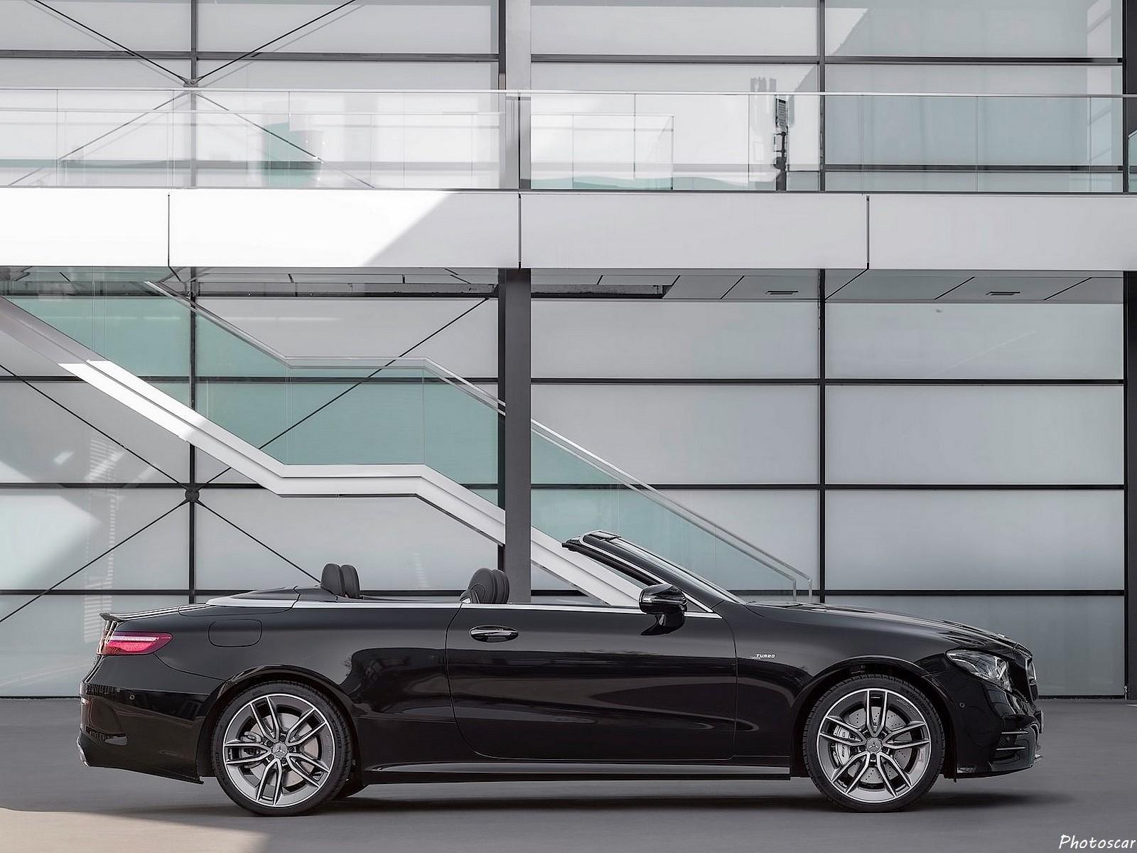 Mercedes AMG E53 Coupe 2019