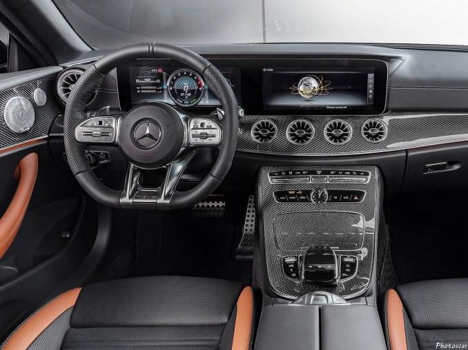 Mercedes AMG E53 Coupe (2019)