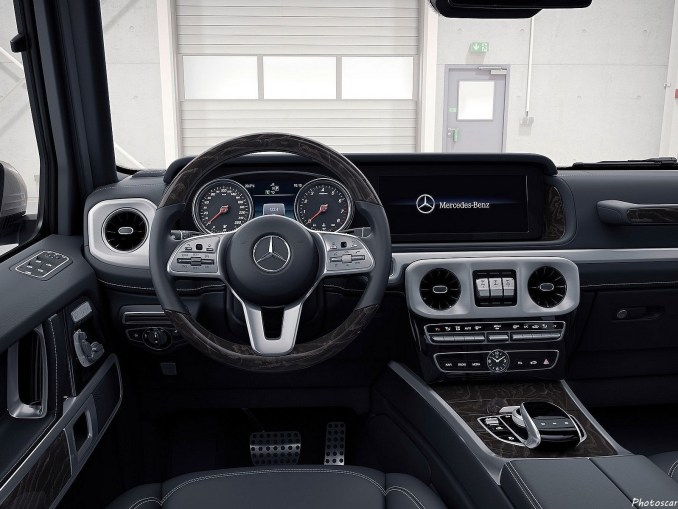 Mercedes G-Class 2019 - 08