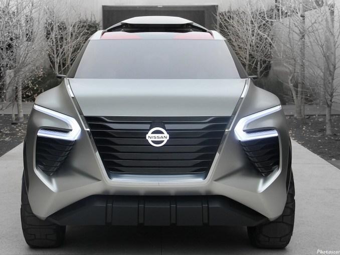 Nissan Xmotion Concept 2018 - 06