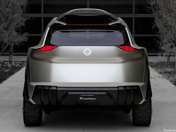 Nissan Xmotion Concept 2018 - 07