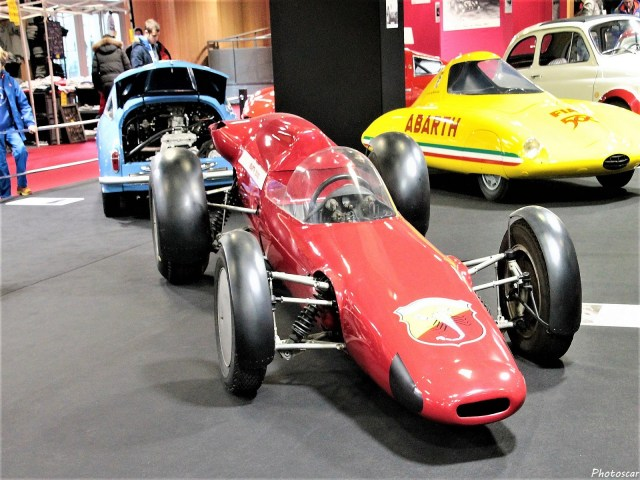Abarth 2000 Monoplace 1965