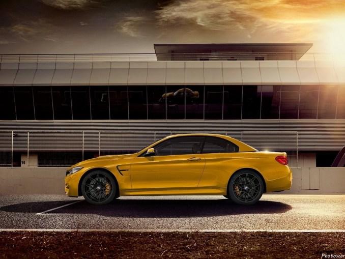 BMW M4 Convertible 30 Jahre 2018 [03]