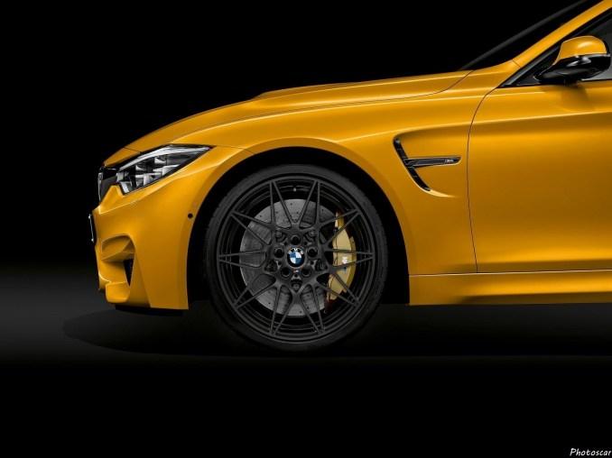 BMW M4 Convertible 30 Jahre 2018
