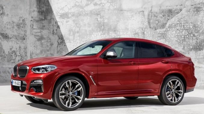 BMW X4 2019 M40D