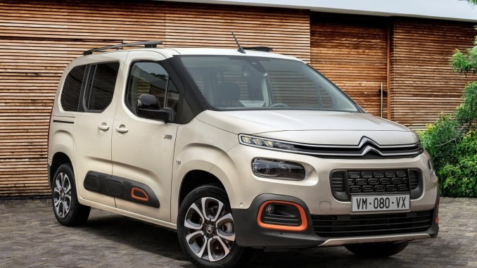 citroen berlingo 2019 nouvelle plate forme et nouveau design photos. Black Bedroom Furniture Sets. Home Design Ideas