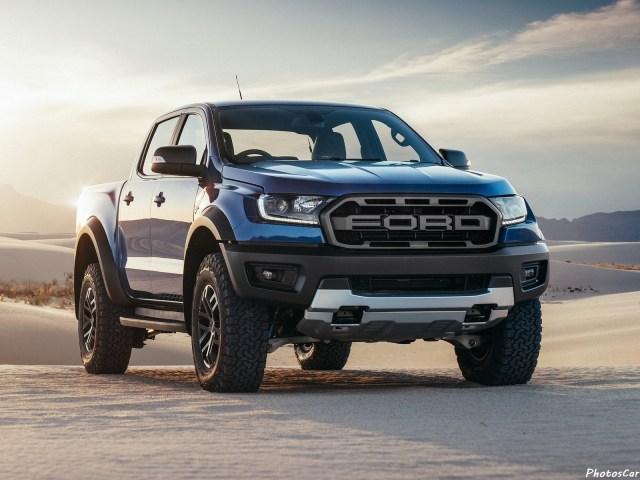 Ford Ranger_Raptor 2019