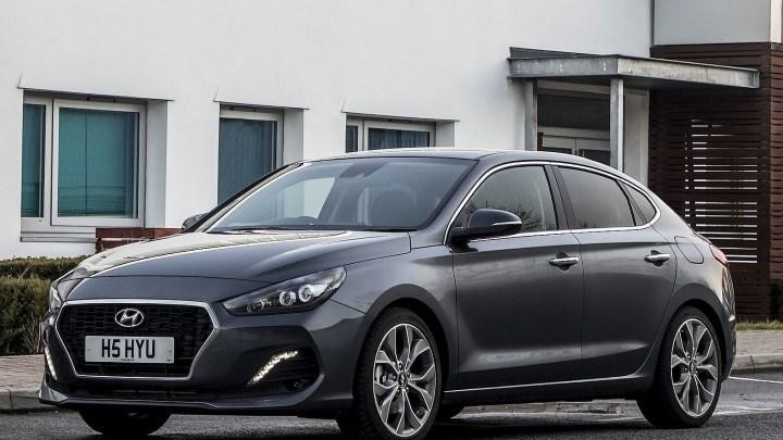 Hyundai i30 Fastback 2018 – Design unique et élégant