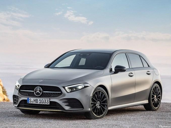 Mercedes Benz A-Class 2019