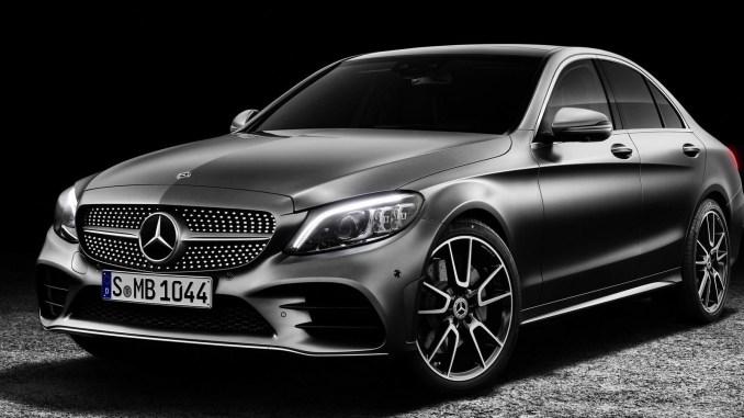Mercedes c class 2019 re oit une nouvelle technologie un for Salon nouvelle technologie