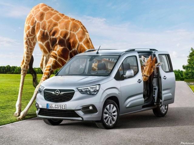 Opel Combo_Life 2019