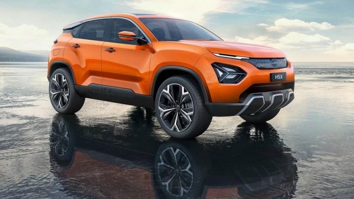 Tata H5X Concept 2018 – Elle sera disponible en format 5 et 7 places