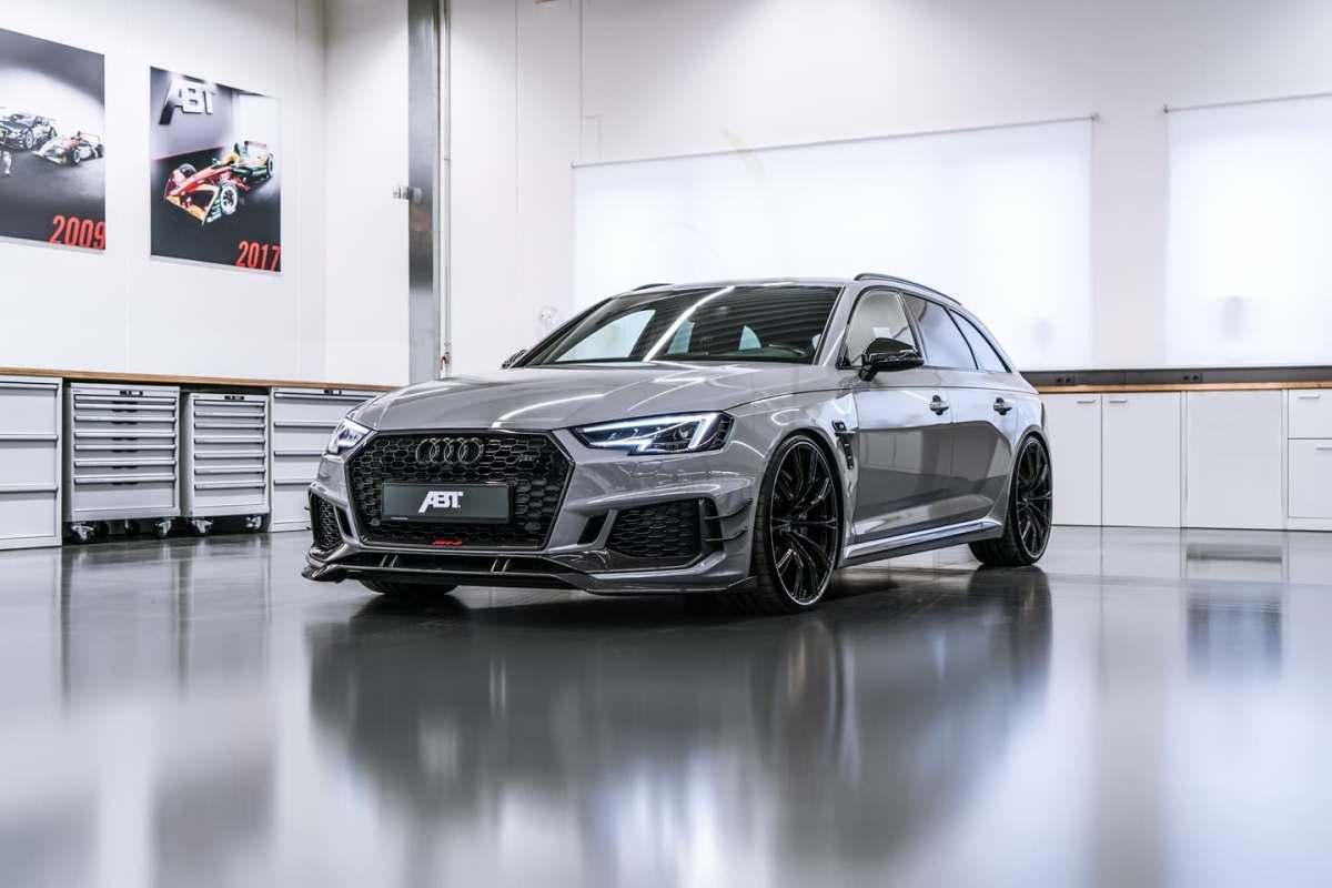 Audi ABT RS4-R 2018: Elle sera construite a seulement 50 exemplaires