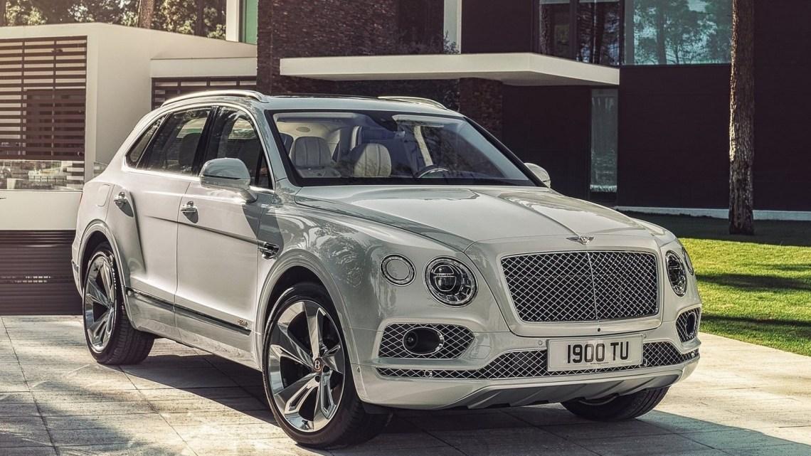 Bentley Bentayga Hybrid 2019: Moteur V6 biturbo de 3,0 l à essence