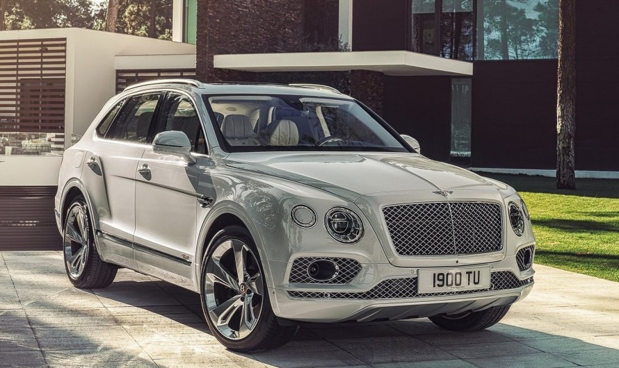 Bentley Bentayga Hybrid 2019: Moteur V6 biturbo de 3,0 l à essence