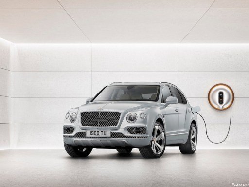 Bentley Bentayga Hybrid 2019