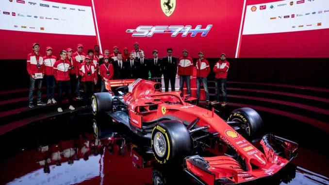 Ferrari SF71H 2018 [01]