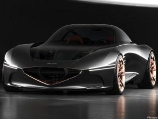 Genesis Essentia Concept 2018