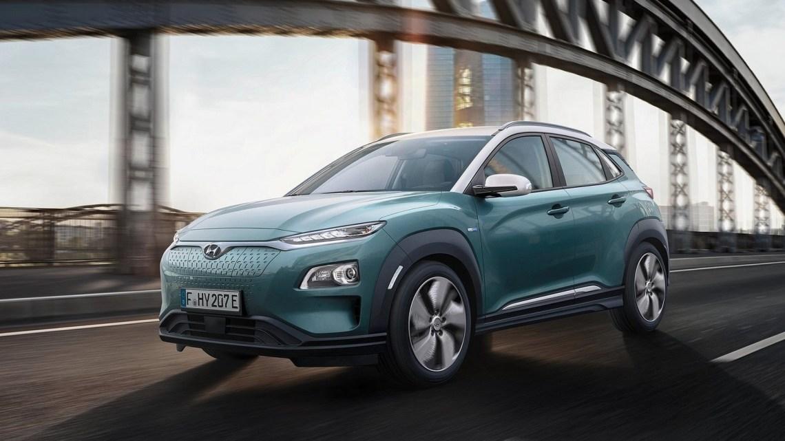 Hyundai Kona Electric 2018 – La deuxième voiture électrique de Hyundai