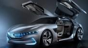 Pininfarina HK GT Concept 2018 : Le quatrième concept électrique