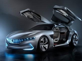 Pininfarina HK GT Concept 2018