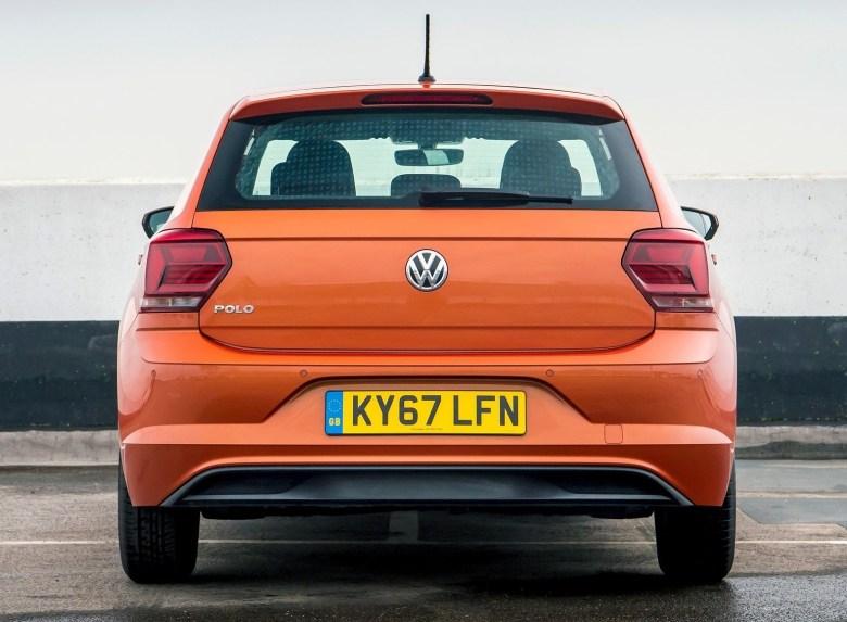 Volkswagen Polo UK 2018