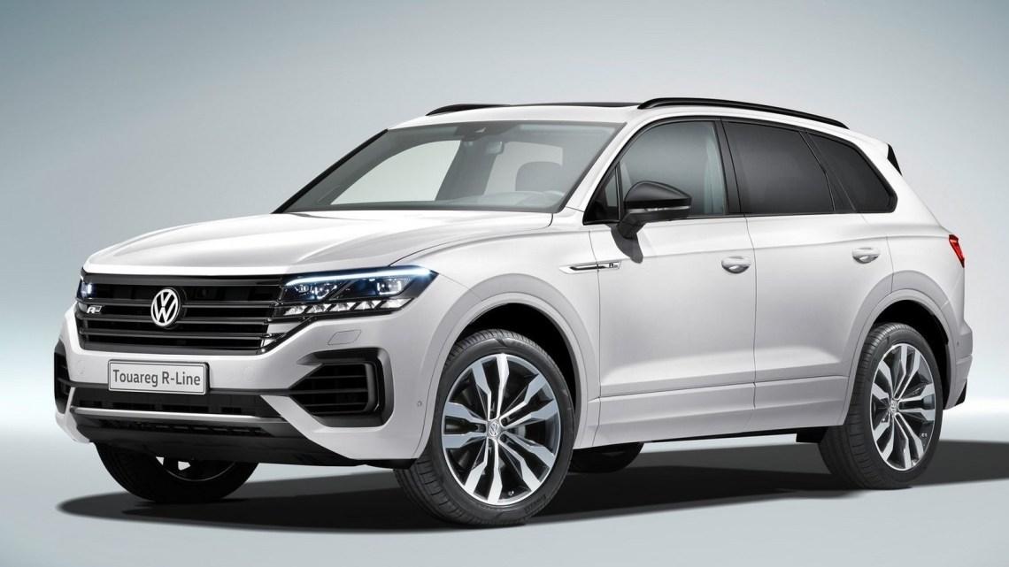 Volkswagen Touareg 2019 adopte les dernières technologies à la conduite.