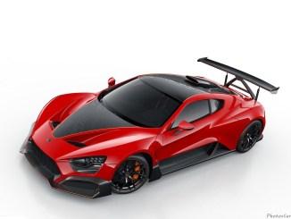 Zenvo TSR-S 2019