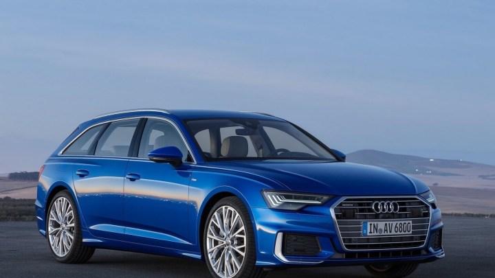 Audi A6 Avant 2019 ne manque pas de luxe ou de technologie