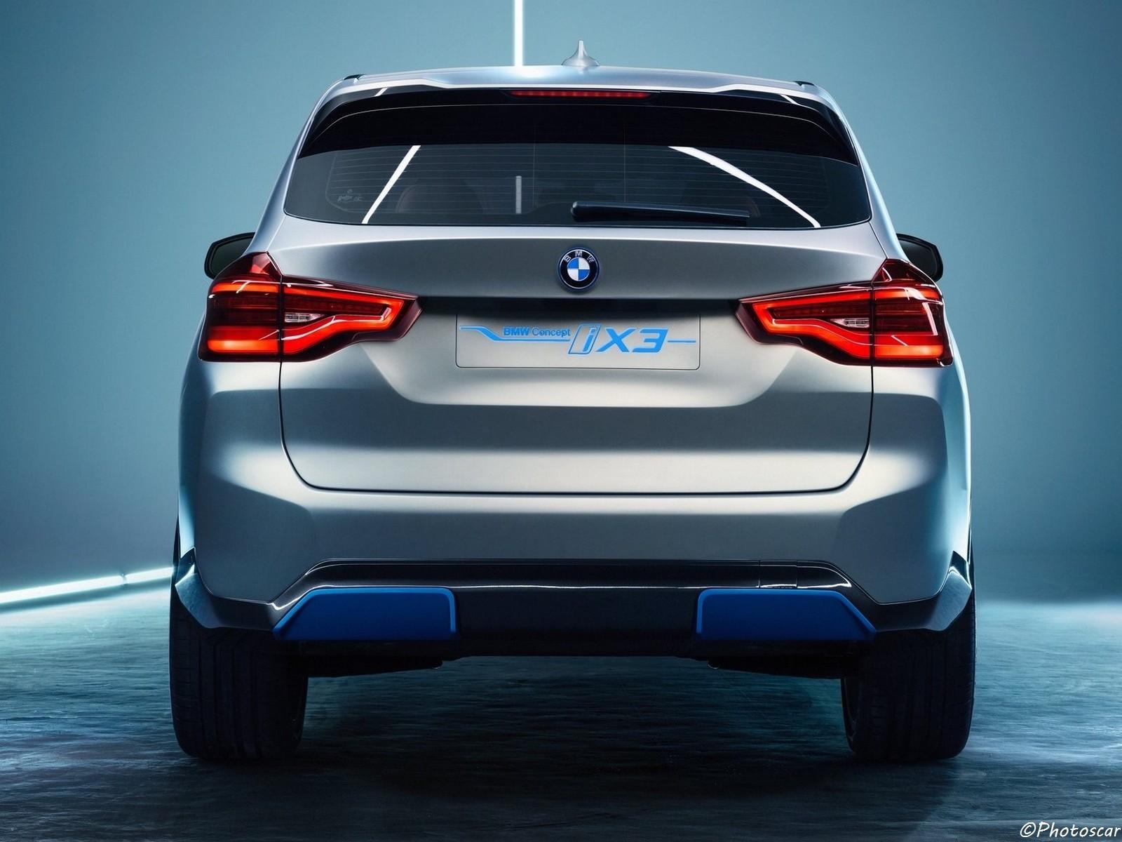 BMW iX3 Concept 2018