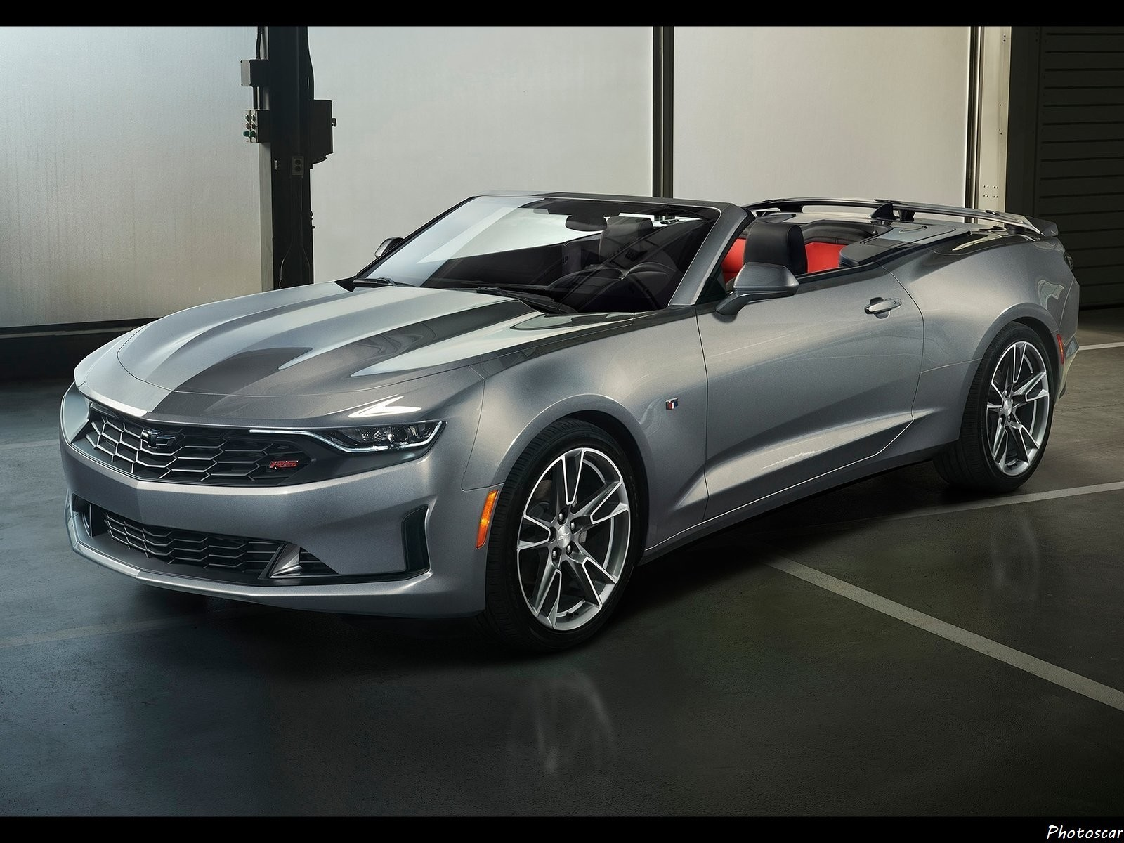 Chevrolet Camaro (2019)