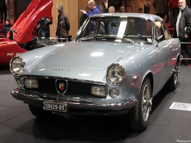 Fiat Abarth 2400 Allemano Coupe 1965 [01]