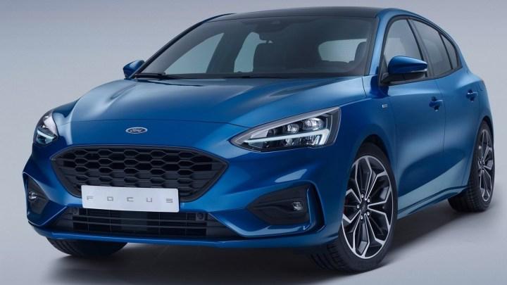 Ford Focus ST-Line 2019 – Sportive à l'intérieur comme à l'extérieur.