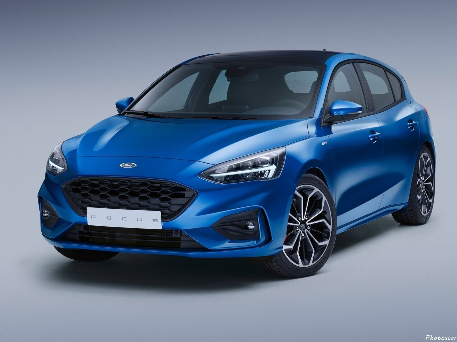 ford focus st line 2019 sportive l int rieur comme l ext rieur. Black Bedroom Furniture Sets. Home Design Ideas