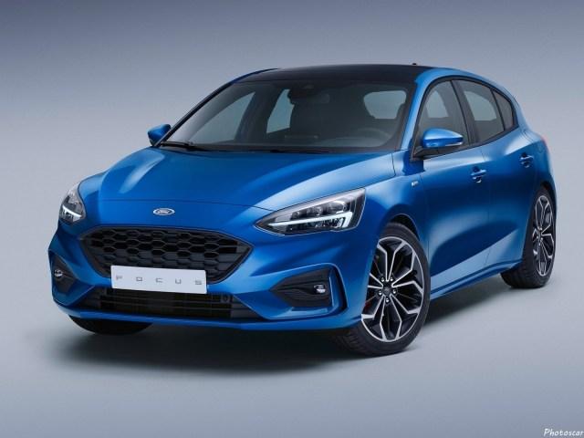 Ford Focus ST-Line 2019