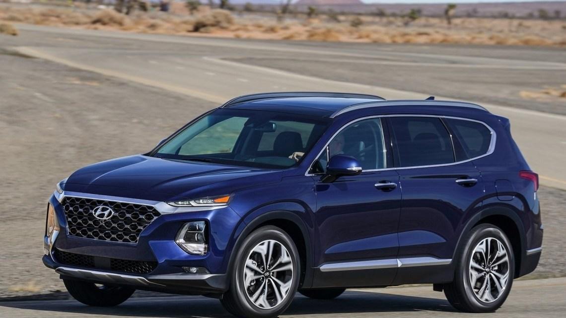 Hyundai US Santa Fe 2019 – Une technologie nouvelle et avancée