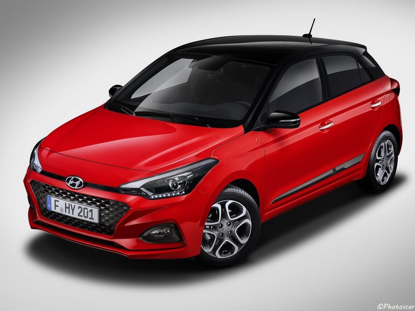 Hyundai i20 2019