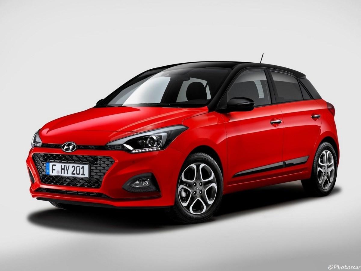 Hyundai i20 2019 l'une des voitures les plus vendues de la marque