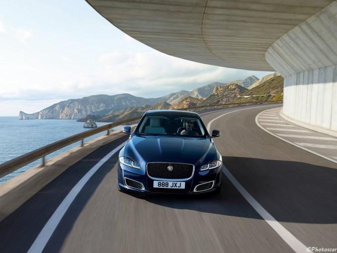 Jaguar XJ50 2019 [06]