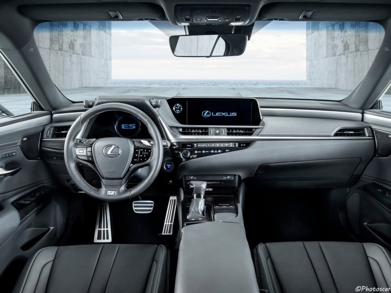 Lexus ES 2019 - Interieur