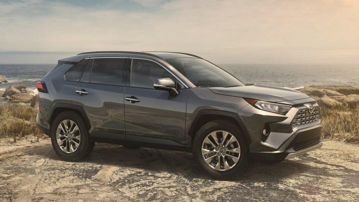 Toyota RAV4 2019: La cinquième génération au Salon de New York