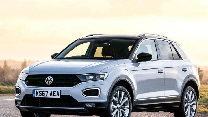 Volkswagen T-Roc UK 2018 – Euro NCAP décerne 5 étoiles au T-Roc