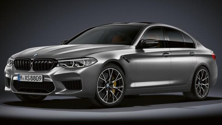 BMW M5 Competition 2019 – Moteur V8 de 4,4 L de 617 ch – PhotosCar